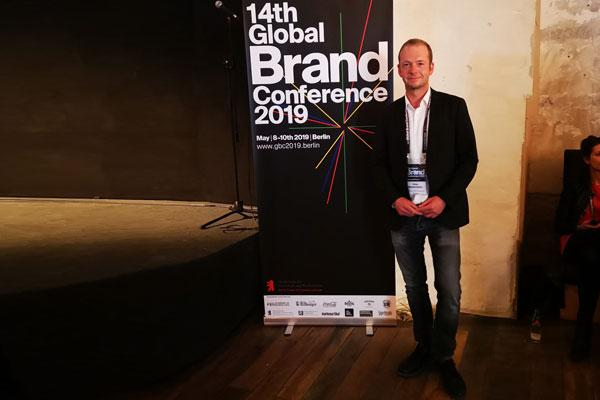 14th Global Brand Conference 2019 in Berlin: Studie zu Architectural Branding am Point of Sale