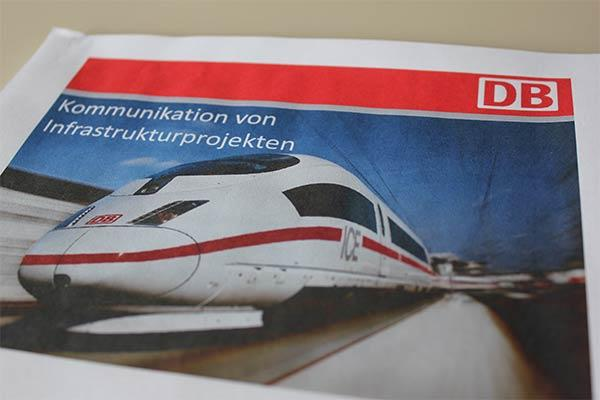Thank you for travelling with Deutsche Bahn