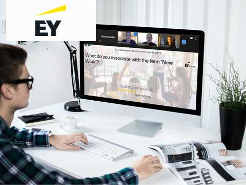 New Work Workshop mit EY