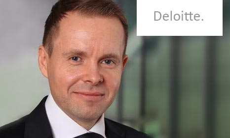 Jens Weiß, Manager, Risk Advisory - Financial Risk, Deloitte, ISM-Honorardozent