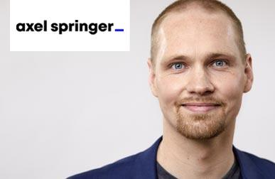 Markus Werner, Head of Sustainability bei Axel Springer SE